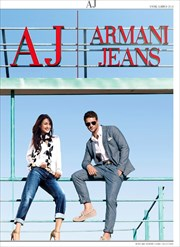Catalogues with Armani Jeans offers in Gurgaon