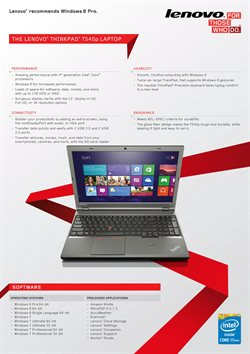 Music offers in the Lenovo catalogue in Nashik
