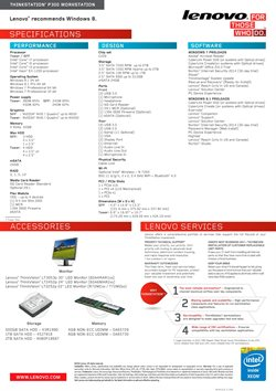 Offers from Lenovo in the Ahmedabad leaflet