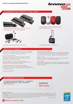Mouse offers in the Lenovo catalogue in Agra