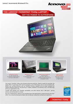 Laptop offers in the Lenovo catalogue in Ahmedabad