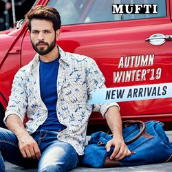 Offers from Mufti in the Mumbai leaflet