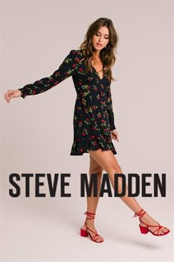 Offers from Steve Madden in the Mumbai leaflet