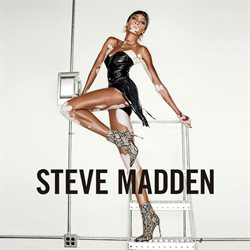 Luxury Brands offers in the Steve Madden catalogue in Hyderabad