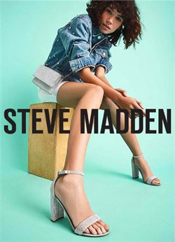 Steve Madden catalogue ( More than a month )