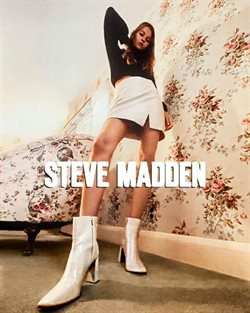 Luxury Brands offers in the Steve Madden catalogue in Hyderabad ( 22 days left )