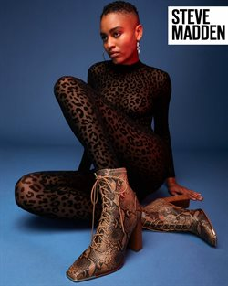 Luxury Brands offers in the Steve Madden catalogue in Hyderabad ( 9 days left )
