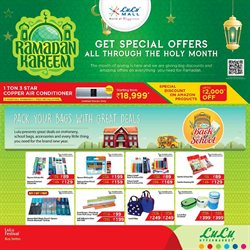 Bags offers in the LuLu Mall catalogue in Delhi