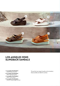 Sandals offers in the Timberland catalogue in Delhi