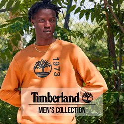 Clothes, shoes & accessories offers in the Timberland catalogue ( 2 days left)
