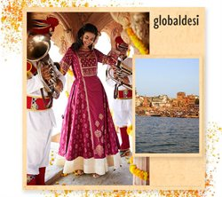 Offers from Global Desi in the Hyderabad leaflet