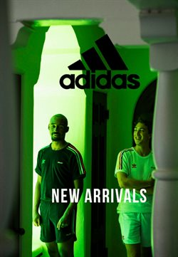 Offers from Adidas in the Bangalore leaflet