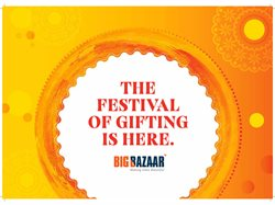 Offers from Big Bazaar in the Delhi leaflet