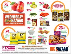 Offers from Big Bazaar in the Kolkata leaflet