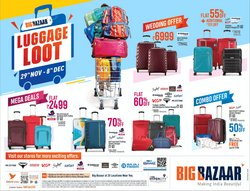 Offers from Big Bazaar in the Bangalore leaflet