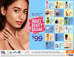 Supermarkets offers in the Big Bazaar catalogue in Ahmedabad ( Expires tomorrow )
