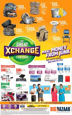 Big Bazaar catalogue ( 3 days ago )