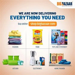 Big Bazaar catalogue ( 1 day ago )