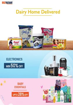 Supermarkets offers in the Big Bazaar catalogue ( 3 days left )