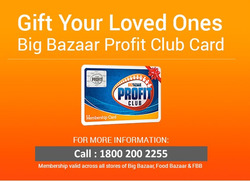 Supermarkets offers in the Big Bazaar catalogue in Agra