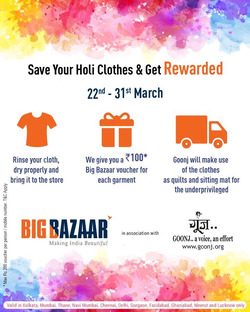 Supermarkets offers in the Big Bazaar catalogue in Bhatpara