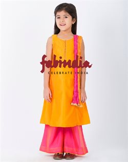 Offers from Fabindia in the Faridabad leaflet