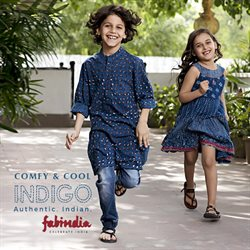 Offers from Fabindia in the Dehradun leaflet