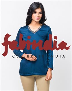 Trousers offers in the Fabindia catalogue in Agra