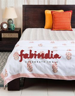 Offers from Fabindia in the Jabalpur leaflet
