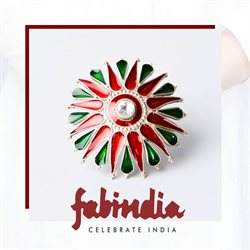 Offers from Fabindia in the Bangalore leaflet