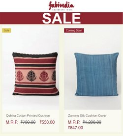 Fabindia offers in the Fabindia catalogue ( 5 days left)