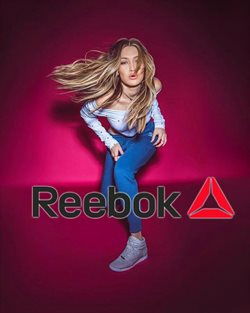 Offers from Reebok in the Delhi leaflet