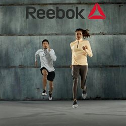 Sports offers in the Reebok catalogue in Delhi