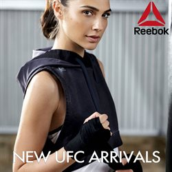 Offers from Reebok in the Raipur leaflet