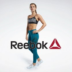 Sports offers in the Reebok catalogue ( 4 days left )