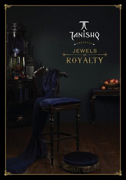 Offers from Tanishq in the Agra leaflet
