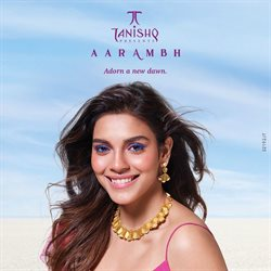 Tanishq catalogue ( More than a month )