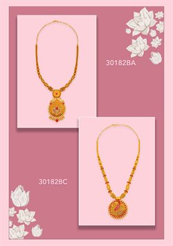 Jewellery offers in the Tanishq catalogue ( 16 days left )