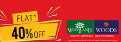 Woodland coupon in Ahmedabad ( 2 days ago )