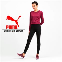 Sports offers in the Puma catalogue ( 10 days left )