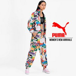 Sports offers in the Puma catalogue ( 16 days left)
