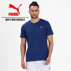 Sports offers in the Puma catalogue ( 18 days left)