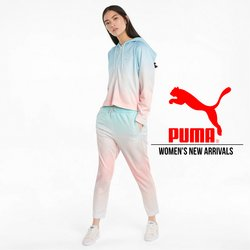 Sports offers in the Puma catalogue ( Published today)