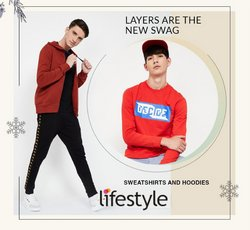 Offers from Lifestyle in the Kanpur leaflet