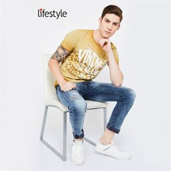 Clothes, shoes & accessories offers in the Lifestyle catalogue in Delhi ( More than a month )
