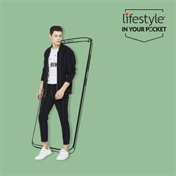 Lifestyle catalogue ( More than a month )