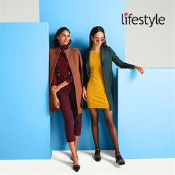 Clothes, shoes & accessories offers in the Lifestyle catalogue in Mumbai ( More than a month )