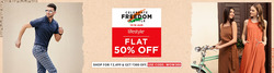 Lifestyle coupon in Hyderabad ( Expires today )