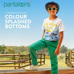 Offers from Pantaloons in the Nashik leaflet