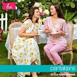 Offers from Pantaloons in the Kolkata leaflet